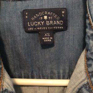 Lucky Brand Dresses - Lucky Brand Denim Dress